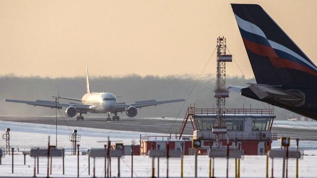 пассажирский самолет nordwind смог вылететь шереметьево