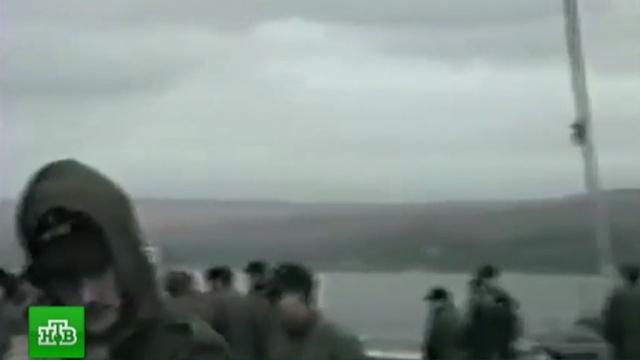 Советские подводники раскрыли детали столкновения субмарин СССР и США у Шотландии