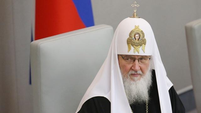 патриарх кирилл предложил открыть банки бедных