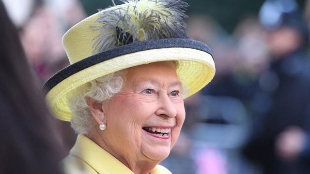 королева елизавета отмечает 65-летие правления