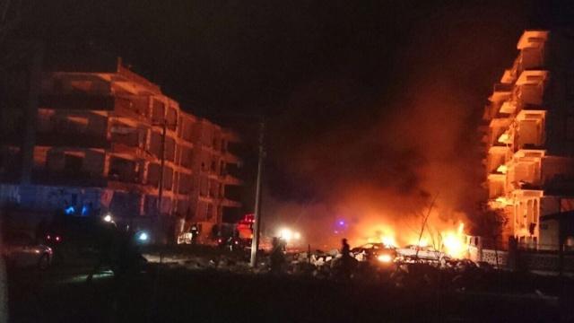 На востоке Турции прогремел взрыв: есть жертвы