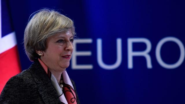 тереза мэй начать процедуру brexit