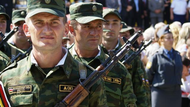 Кабмин одобрил документ о вхождении отдельных подразделений ВС Южной Осетии в состав ВС РФ