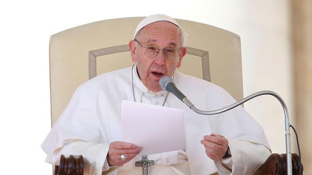 папа римский назвал тяжким грехом увольнение сотрудников