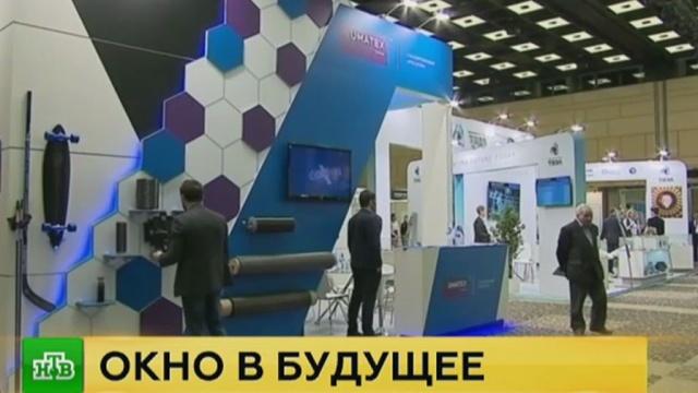 Углеволокно и эндопротезы: в Москве открылся международный форум высоких технологий