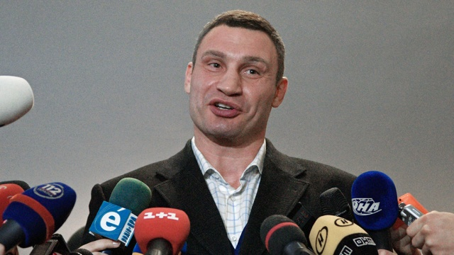Виталий Кличко рассказал о своем прозвище среди подчиненных