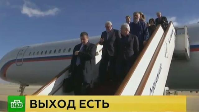 Российские депутаты и представители ПАСЕ встретились с Асадом