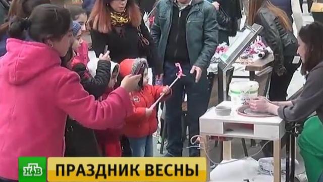 В Азербайджане с размахом отмечают праздник Новруз