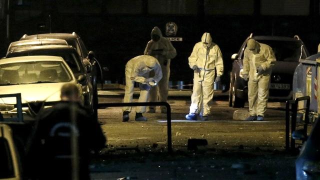 Письма со взрывчаткой обнаружили на почте в Афинах