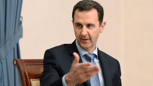 Асад: Россия может помочь предотвратить конфликт Сирии с Израилем