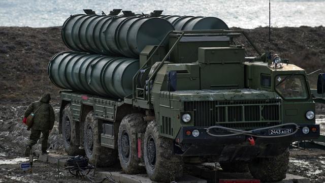 Депутат рассказал о поставках в Китай первых дивизионов С-400