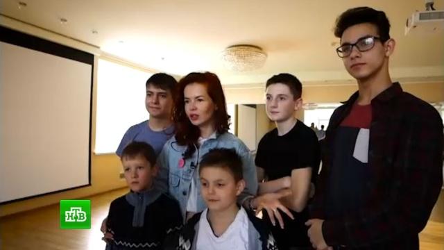 Елена Князева раскрыла участникам шоу Ты супер! секреты актерского мастерства