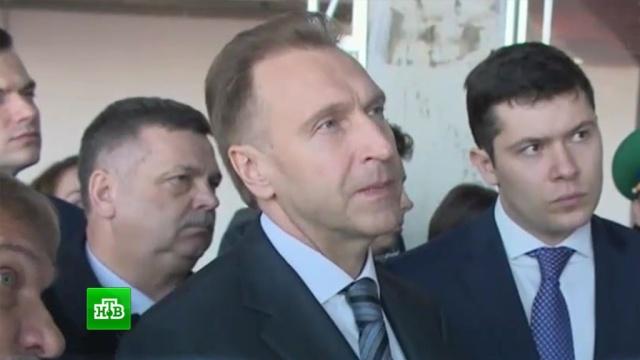шувалов заявил намерении развивать экспортный потенциал калининградской области