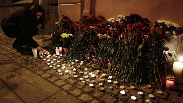 Политика: Теракт в Петербурге – вызов России и всему мировому сообществу