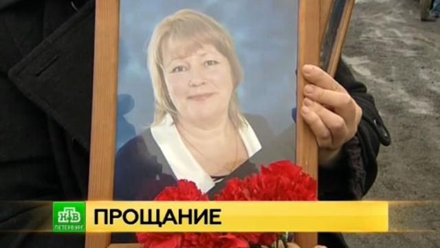 Погибшую в петербургском метро Ирину Медянцеву похоронили в Ленобласти