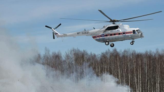 пропавший нижневартовском вертолет robinson найден