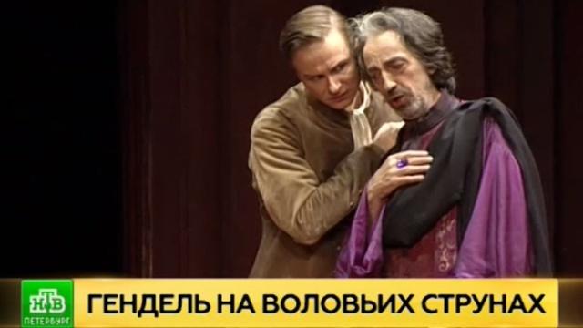 артисты варшавской оперы погрузили петербуржцев подлинный xviii век