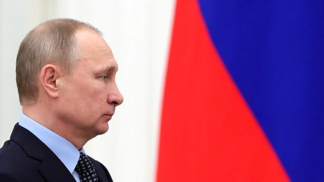 Путин наградил орденами иностранных участников приватизации Роснефти