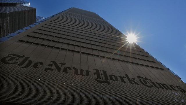 NYT получила Пулитцеровскую премию за статьи о Путине и вмешательстве РФ в выборы