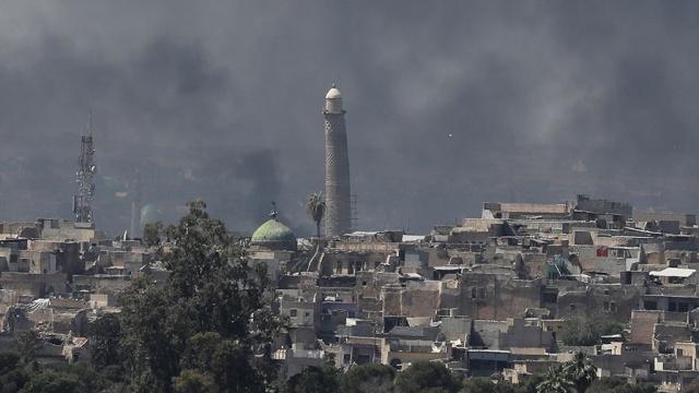 В Мосуле уничтожен завод беспилотников ИГИЛ