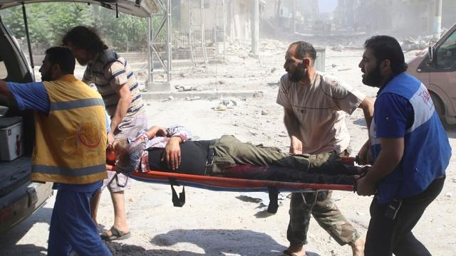 При взрыве в сирийском Алеппо погибли шесть человек