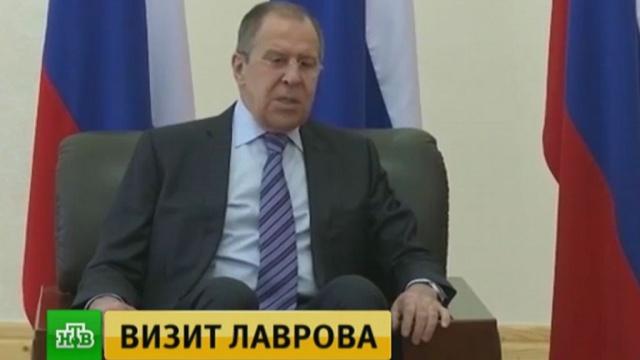 Лавров выразил надежду на скорое заключение договора о двойном гражданстве между РФ и Абхазией
