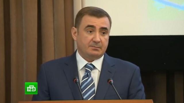 Глава Тульской области рассказал об инвестиционном потенциале региона
