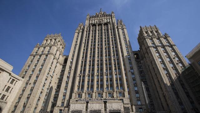 В МИД РФ назвали причины удара США по Сирии