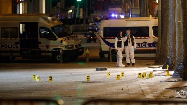 Парижский стрелок предупреждал о готовящейся атаке