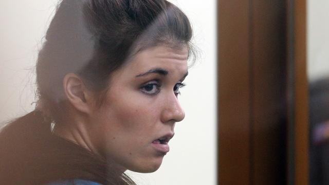 Осужденную за побег в ИГИЛ экс-студентку Караулову отправили в колонию