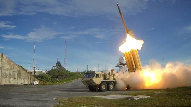 В Южной Корее начали разворачивать американскую систему ПРО THAAD