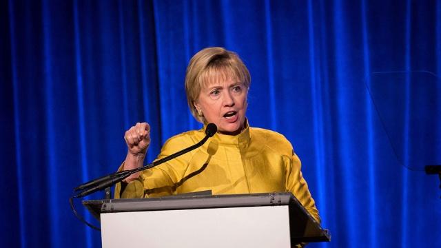 хиллари клинтон создала политическую организацию