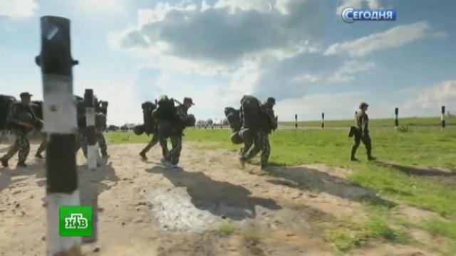 Взвод-2017: на НТВ стартует проект о службе в армии
