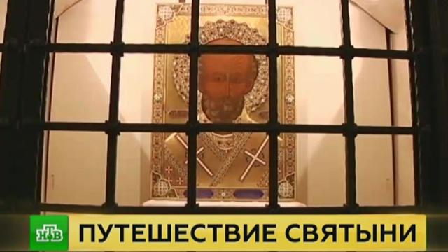 В Бари готовятся к отправке мощей Николая Чудотворца в Россию