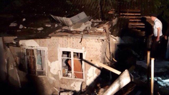 В Сочи при взрыве газа обрушился частный дом: есть жертвы