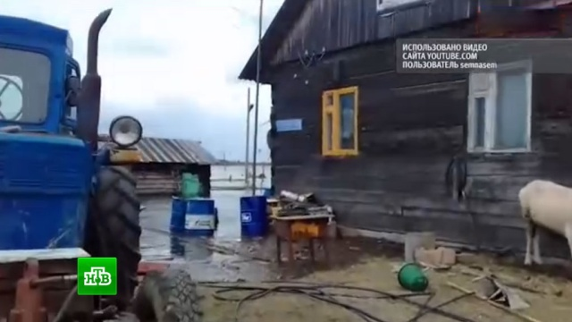 В Коми объявили чрезвычайную ситуацию из-за паводка