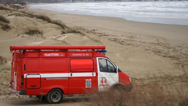 У черноморского побережья произошло землетрясение