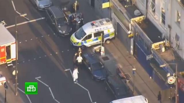 Белый качок: очевидцы описали водителя, протаранившего толпу у лондонской мечети
