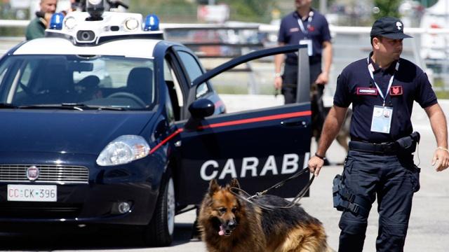 Ревнивый итальянец задушил россиянку и до смерти забил ее бойфренда