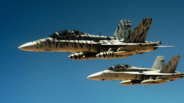 Пентагон заявил, что удары коалиции США в Сирии легитимны