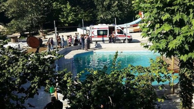 В турецком аквапарке от удара током погибли 5 человек