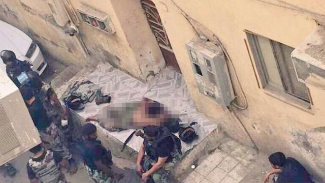 Саудовские спецслужбы предотвратили теракт в Мекке