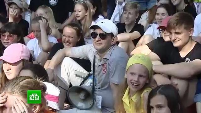 Фестиваль Оперение в Сочи завершился запуском воздушных шаров