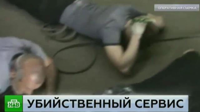 Сотрудники красноярского автосервиса признались в убийстве водителя элитного авто
