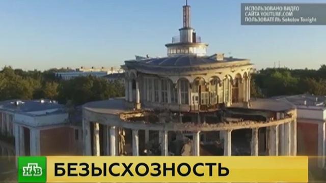 Тысячи бесхозных российских дорог, кладбищ и памятников превращаются в развалины
