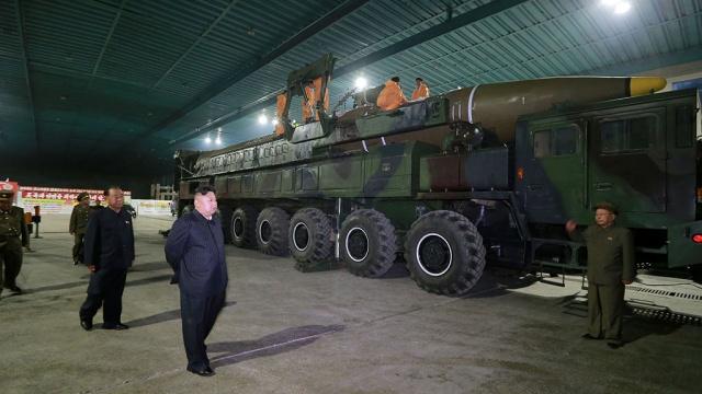 Пентагон: США готовы применить силу против КНДР, но предпочитают дипломатию