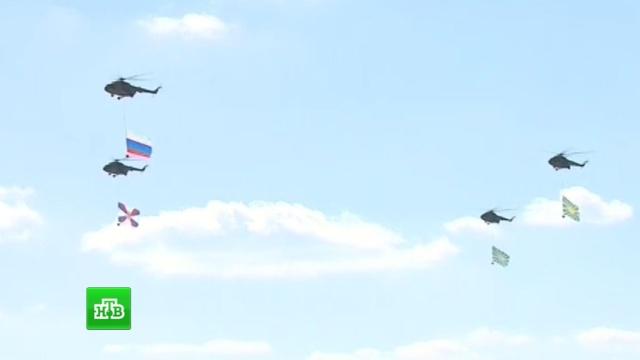 В Подмосковье празднуют 105-летие ВВС и закрывают Армейские игры