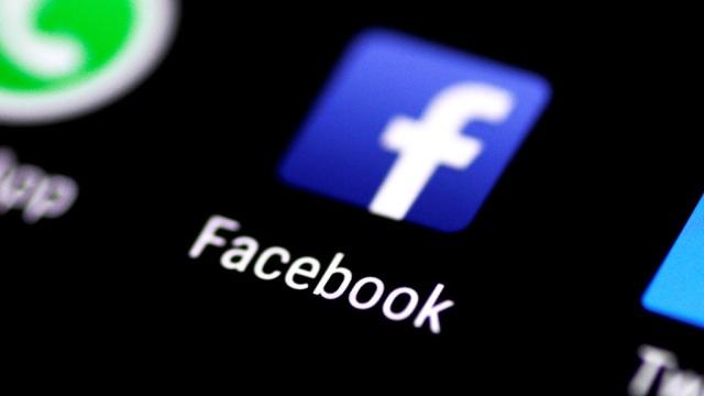 Компания Facebook тайно запустила в Китае свое мобильное приложение