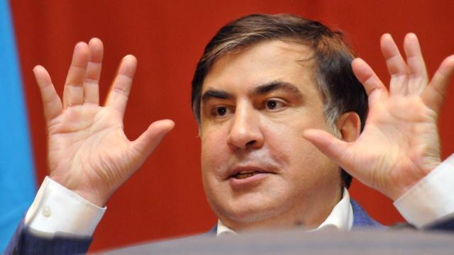 Не их собачье дело: Саакашвили в разговоре с пранкерами поставил Киеву ультиматум