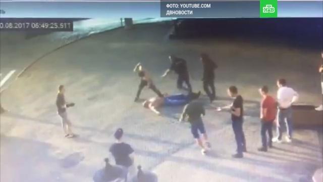 В Хабаровске до смерти забили чемпиона мира по пауэрлифтингу: видео